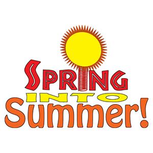Spring Into Summer! - Raging Waves