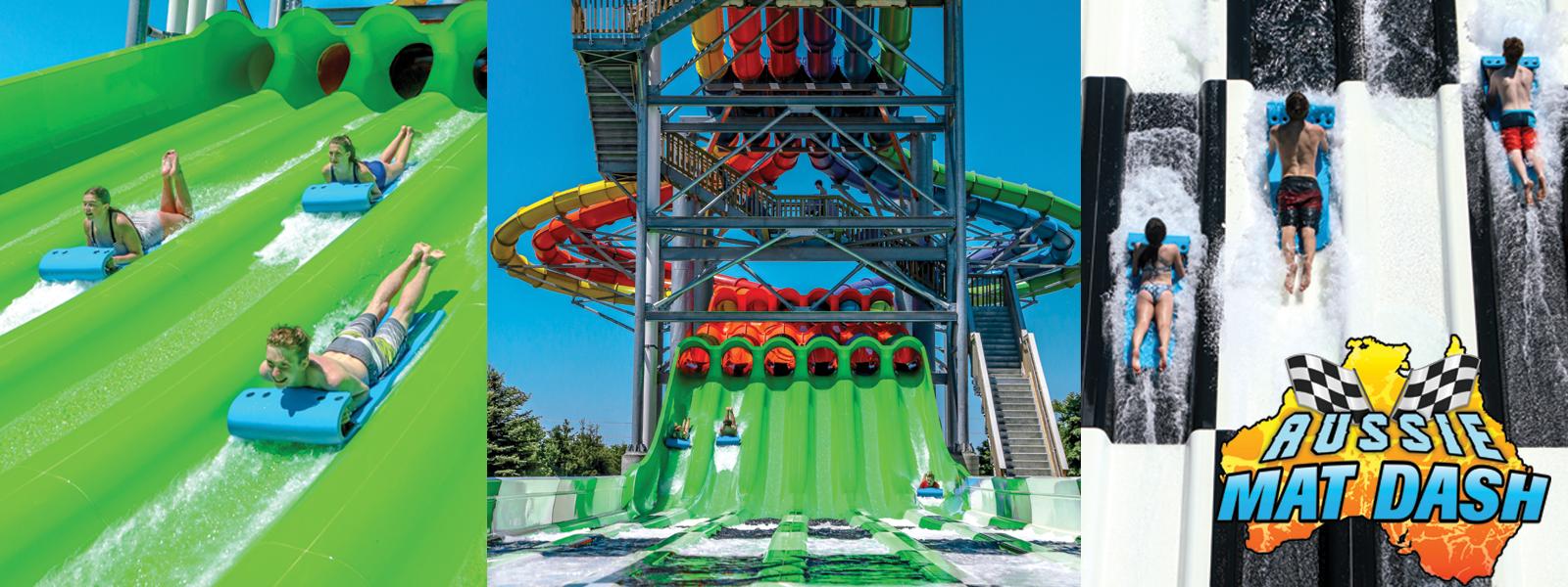 Raging Waves Illinois Largest Waterpark