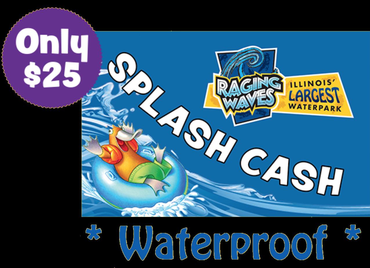 Splash Cash