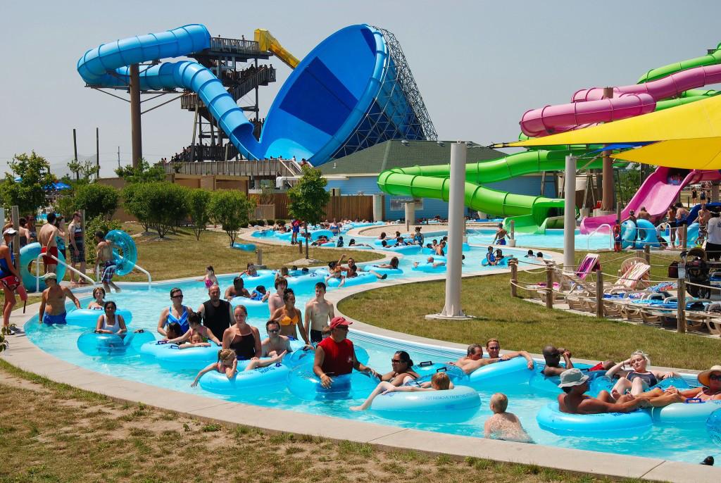 Indoor Water Park West Island
