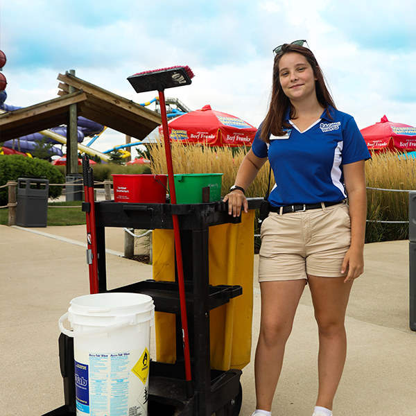 Park Services Team Member at Raging Waves Waterpark